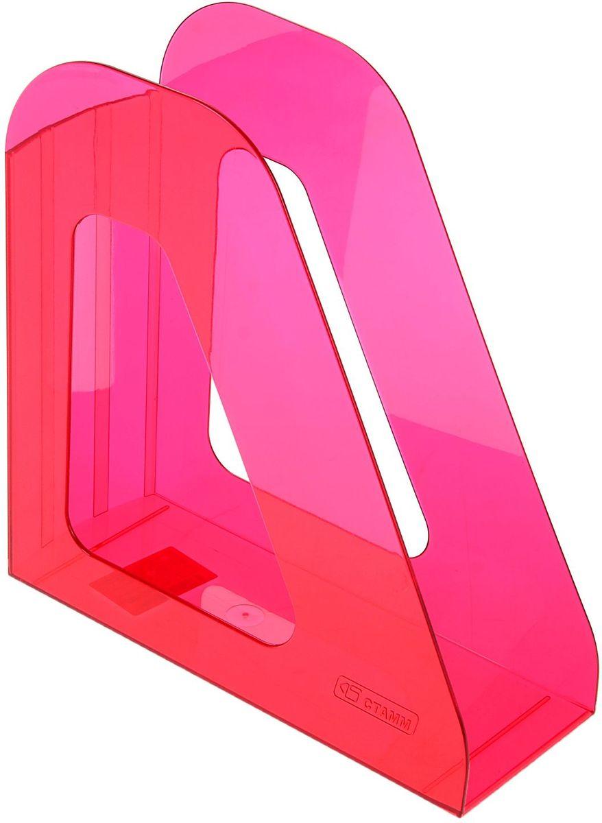 Стамм Лоток для бумаг вертикальный Фаворит цвет вишневый584874Лоток для бумаг Стамм Фаворит выполнен в современном элегантном дизайне из высококачественного прочного пластика. Имеет одно отделение для листов формата А4. С лотком для бумаг Стамм Фаворит у вас больше не возникнут сложности с поддержанием порядка на столе!