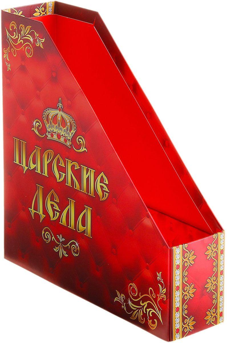 Лоток для бумаг складной Царские дела А3