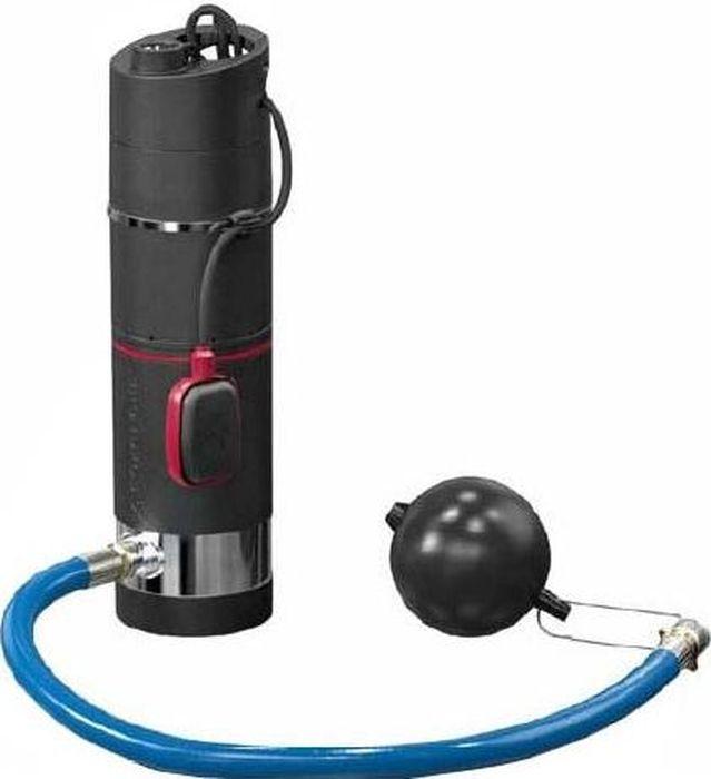 Насос погружной Grundfos SBA 3-35 A, колодезный, для чистой воды, 800 Вт97896286Погружной насос Grundfos SBA 3-35 A применяется для эффективного перекачивания чистой воды из колодцев и дождевых накопительных баков, а также для повышения давления в водопроводной сети, полива сада, подачи воды для бытовой техники в частных домах и коттеджах. Доступен в исполнении со встроенным сетчатым фильтром (перфорация 1 миллиметр) с поплавковым выключателем и всасывает воду чуть ниже поверхности, там, где вода чистая и не содержит твердых частиц. Поплавковый выключатель может быть использован для работы в автоматическом режиме или для защиты от сухого хода. Насос с поплавковым выключателем прекращает работу при достижении минимально допустимого уровня воды. Перезапуск осуществляется с помощью внешних устройств управления. Насос оборудован защитой от тепловой перегрузки. Встроенная тепловая защита моментально останавливает насос в случае его перегрева. При достижении допустимой температуры, насос автоматически перезапускается. Насосная установка SBA обладает встроенными средствами управления:- датчик протока;- реле давления и обратный клапан, исключая необходимость применения дополнительных устройств.Насосная установка SBA готова к работе сразу же после монтажа в систему и подключения к сети электропитания.Технические характеристики:Тип насоса: колодезный.Высота: 62,1 см.Ширина: 15 см.Максимальный напор: 35 м.Длина: 15 см.Вид насоса: погружной.Диаметр насоса: 15 см.Материал корпуса: нержавеющая сталь и композитные материалы.Максимальная глубина погружения: 10 м.Номинальный расход: 3 куб. м/час.Давление включения: 1,5 бар.Количество пусков в час: 20.Напряжение сети: 1 х 230 В.Мощность электродвигателя: 0,8 кВт.Длина кабеля: 15 м.Допустимая температура перекачиваемой жидкости: от 0°C до +40°C.Класс нагревостойкости изоляции: IP 68.Класс защиты: B.Качество воды: дождевая.Установка насоса: вертикальная.