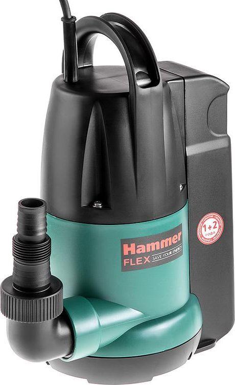 Насос дренажный Hammer Flex NAP250A насос вибрационный hammer flex nap200 40