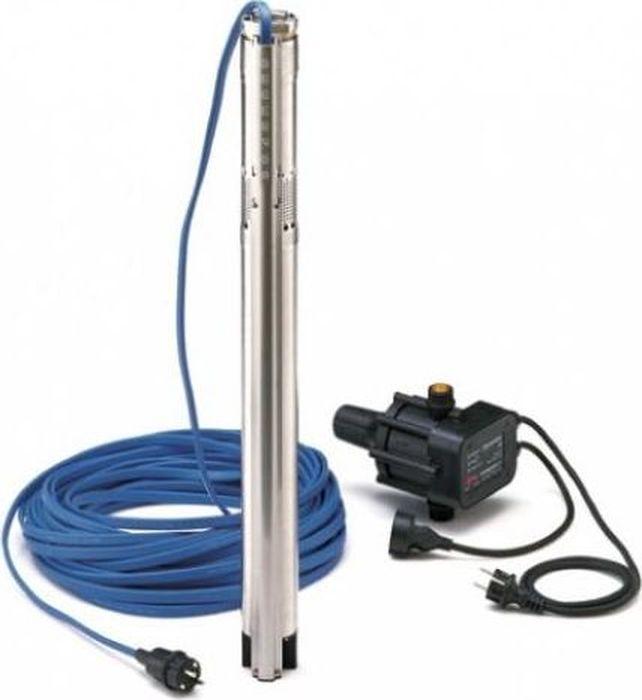 Насос скважинный Grundfos SQ 2-100, 1680 Вт насос электрический grundfos alpha2 25 40 для чистой воды 18 вт 2 4 м3 ч