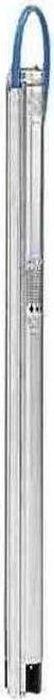 """Насос скважинный Grundfos SQ 2-85 1150Вт 3000л/час высота 109м (96510201).Преимущества: небольшие размеры и вес (удобство монтажа, экономия на бурении и обустройстве скважин); встроенный обратный клапан (надежная работа насоса в любом положении); плавающие рабочие колеса (насос устойчив к небольшому содержанию песка в перекачиваемой воде до 50 г/куб.м); керамические подшипники; детали насоса из нержавеющей стали (повышенная износостойкость по отношению к песку, возможность перекачки питьевой воды); фильтр на всасывании (защита от содержащихся в воде крупных посторонних включений); электродвигатель на постоянных магнитах (высокий КПД, низкое потребление электроэнергии, повышенный пусковой момент, высокая мощность в широком диапазоне нагрузок); встроенная защита от """"сухого"""" хода; функция плавного пуска; встроенная защита электродвигателя.Характеристики:Тип насоса: скважинныйВид насоса: погружнойВысота: 82,5 см Ширина: 7,4 смМатериал корпуса: нержавеющая стальНапряжение: 230 ВТемпература, допустимая при перекачивании жидкости: до 35 градусовНоминальный расход: 2 куб.м/часДлина кабеля: 1,5 мМаксимальный расход: 3,4 куб.м/часМаксимальный напор: 110 мНоминальный ток: 8,4 А."""