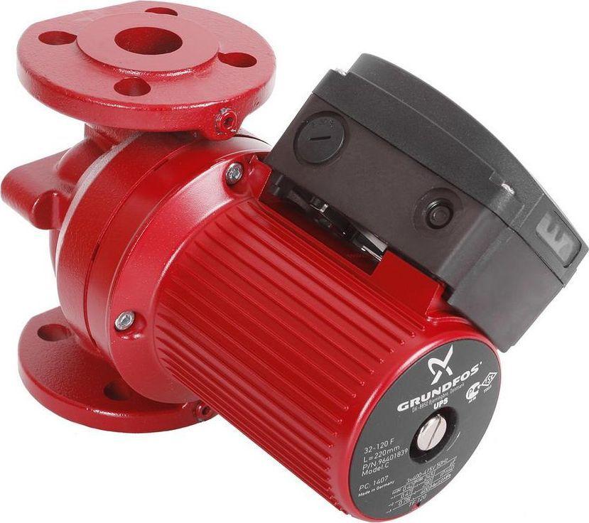 Насос циркуляционный Grundfos UPS 32-120 F, 245-400 Вт96401839Насос циркуляционный Grundfos UPS 32-120 F 245-400Вт высота 11м 10бар (96401839). Циркуляционные насосы разработаны для создания циркуляции жидкостей в отопительных системах с переменным расходом, где желательно задавать оптимальную рабочую точку насоса в целях снижения энергозатрат. Для обеспечения корректной работы важно, чтобы рабочий диапазон насоса соответствовал характеристикам системы.Основные особенности:Режим пропорционального регулирования давленияРежим постоянного регулирования давленияРежим работы по постоянной кривойОтсутствие необходимости во внешней защите электродвигателяТеплоизоляционные кожухи для систем отопления поставляются в комплекте одинарными насосами для отопительных системШирокий диапазон рабочих температур жидкостиТемпература перекачиваемой жидкости и не зависит от температуры окружающей среды Преимущества:Простота монтажаДевять режимов управленияНизкое энергопотребление. Все насосы MAGNA1 соответствуют требованиям EuP 2013 и 2015Восемь световых полей для индикации настроек насосаИндикатор работы насоса Grundfos EyeОтсутствие необходимости в техническом обслуживании и длительный срок службыПолный ассортимент насосов с максимальнымдавлением в системе 16 бар (PN 16)Наличие сдвоенных моделей.