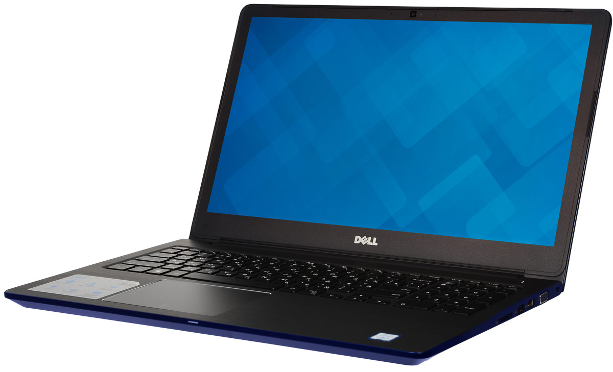 Dell Vostro 5568-9057, Blue5568-905715-дюймовый ноутбук Dell Vostro 5568, рассчитанный на производительность в типичном малом бизнесе, оснащенный клавиатурой с подсветкой, цифровой клавиатурой и функциями безопасности. Устройство имеет улучшенную легкую конструкцию и стильный внешний вид.Простота расширения: конфигурация с двумя накопителями, жестким диском и твердотельным диском, а также двумя разъемами для модулей SoDIMM DDR4 означает, что вашу систему можно будет модернизировать по мере необходимости.Превосходное изображение, четкий звук: яркий антибликовый дисплей с разрешением Full HD выдает впечатляющую картинку. Встроенная веб-камера с разрешением HD и программное обеспечение Waves MaxxAudio Pro позволяют при удаленной работе слышать друг друга исключительно четко.Дополнительное удобство: точная сенсорная панель, цифровая клавиатура и дополнительная клавиатура с подсветкой делают работу более удобной.Надежная связь. Благодаря широкому набору портов, включая USB 3.0 и 2.0, HDMI, VGA и Gigabit Ethernet, а также считывателю карт памяти SD подключение никогда не будет проблемой.Защитите свой малый бизнес: аппаратный модуль TPM 2.0 обеспечивает аппаратную защиту коммерческого класса, а также хранит ключи шифрования, позволяющие идентифицировать ваше устройство.Точные характеристики зависят от модификации.Ноутбук сертифицирован EAC и имеет русифицированную клавиатуру и Руководство пользователя.