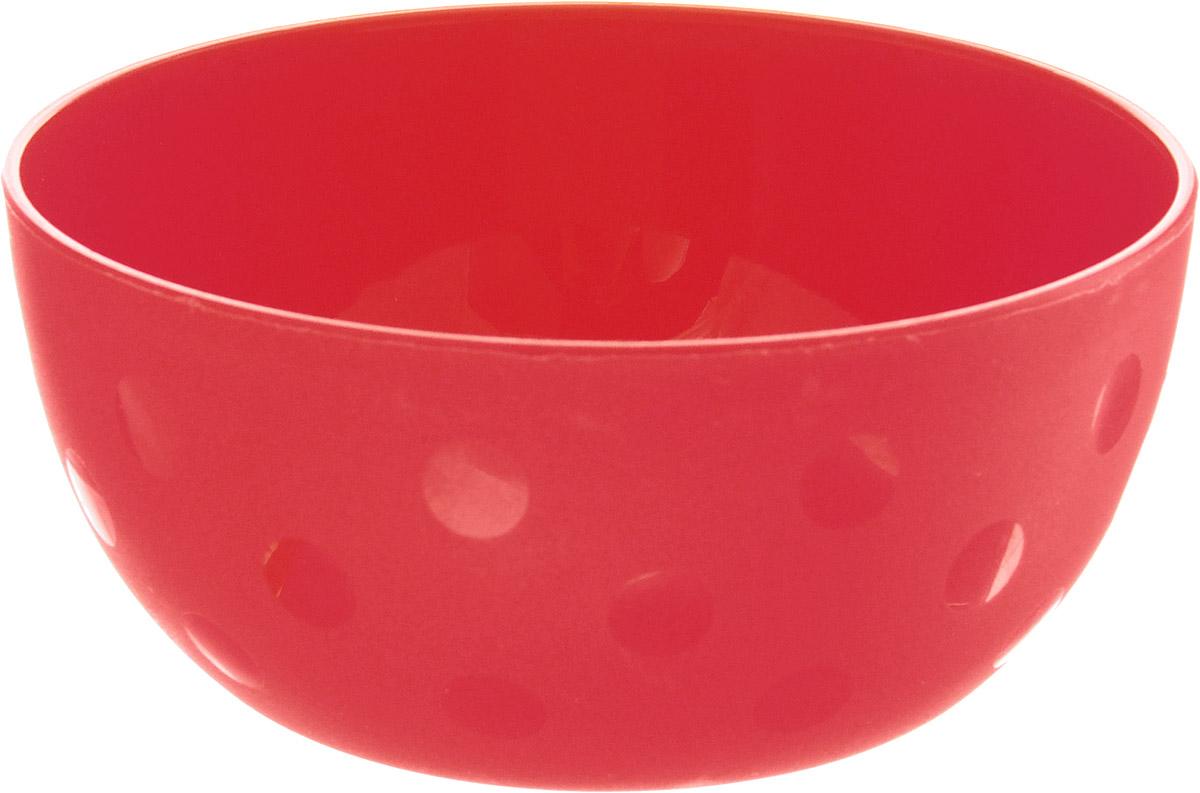 Lubby Тарелка для кормления цвет красный lubby нагрудник детский с рукавами в мире животных