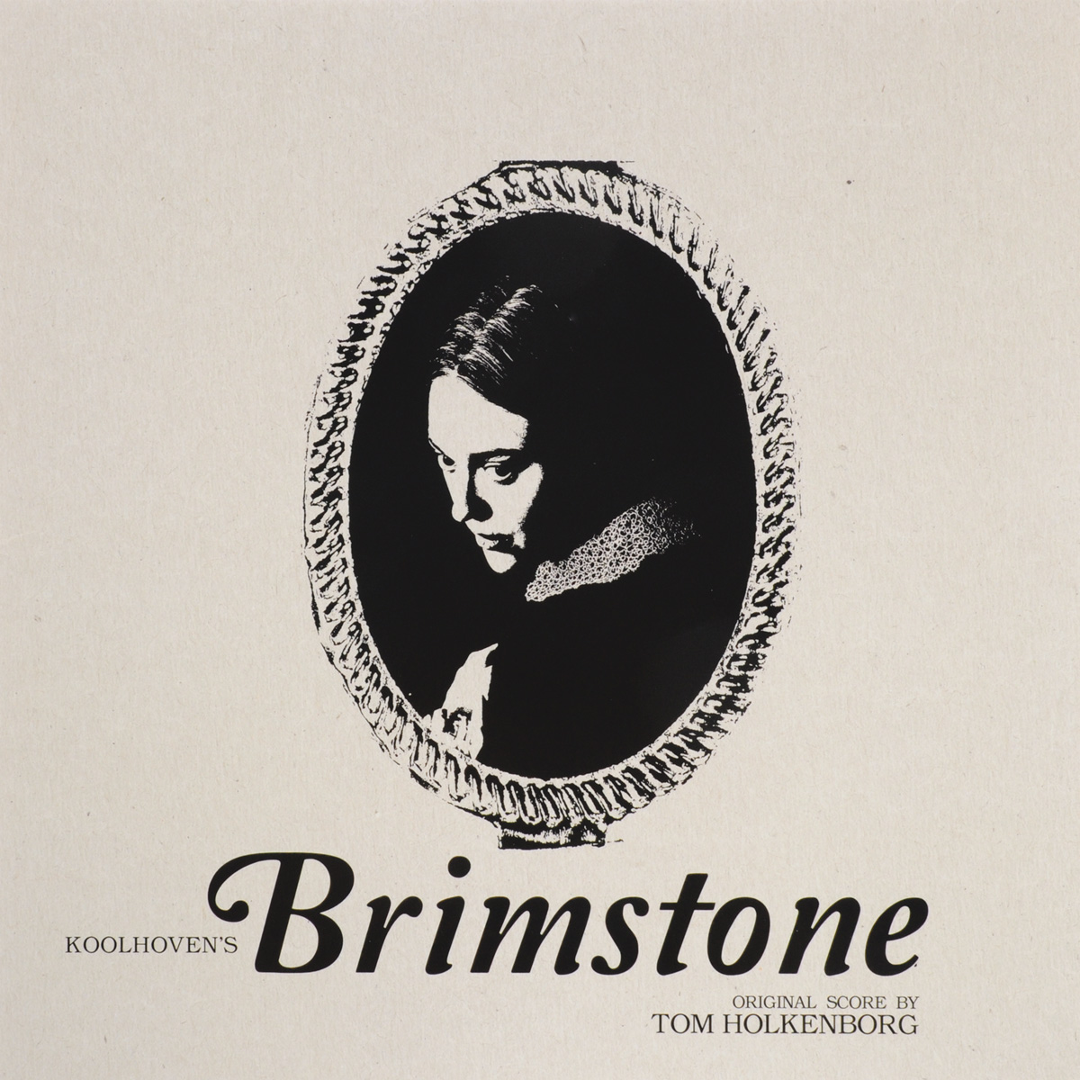 Tom Holkenborg. Koolhoven's Brimstone. Original Picture Soundtrack (LP) туссамаг капли 20мл