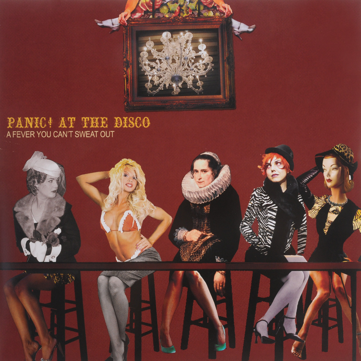 Panic! At The Disco Panic! At The Disco. A Fever You Can't Sweat Out (LP) panic at the disco panic at the disco a fever you can t sweat out