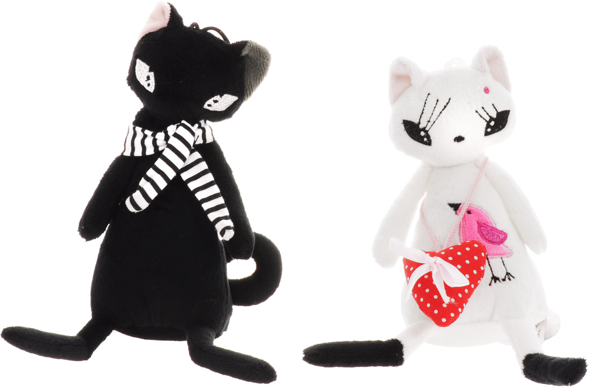 Мягкая игрушка Magic Bear Toys Коты Амантис, 20 см игрушки для ванны tolo toys набор ведерок квадратные
