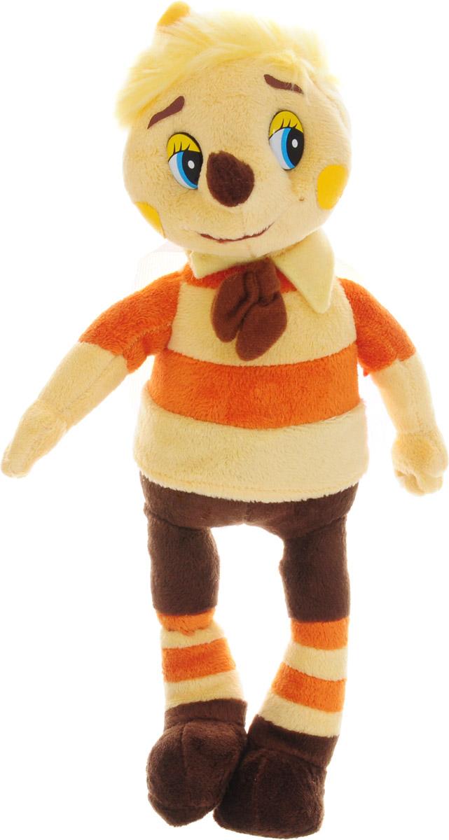 Пчеленок. Мягкая говорящая игрушка, 30 см фигурки игрушки prostotoys пупсень серия лунтик и его друзья