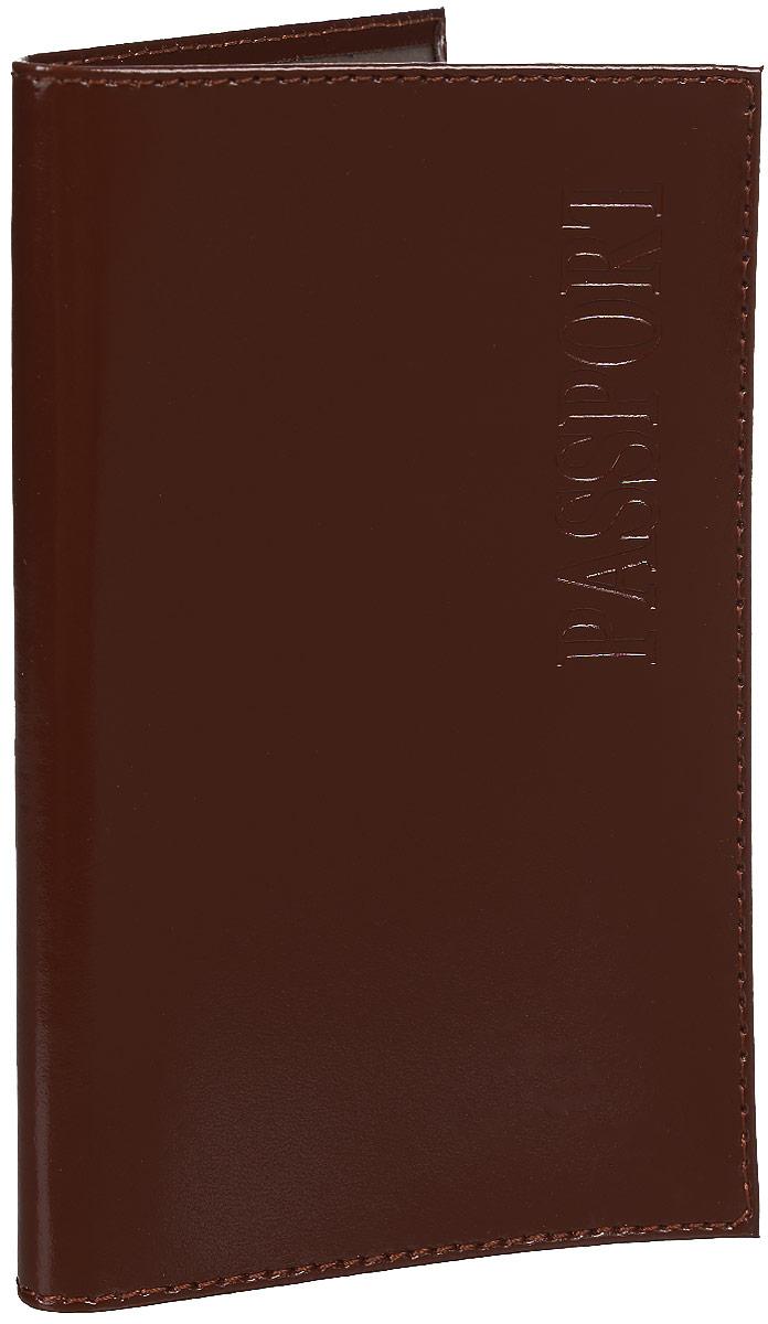 Обложка для паспорта Befler, цвет: коричневый. O.1.-1O.1.-1.cognacОбложка для паспорта Befler не только поможет сохранить внешний вид Ваших документов и защитить их от повреждений, но и станет стильным аксессуаром, идеально подходящим Вашему образу. Обложка выполнена из натуральной кожи и оформлена вертикальным тиснением Passport. Внутри имеет два вертикальных кармана из прозрачного пластика. Характеристики: Материал: натуральная кожа, пластик. Размер обложки: 9,5 см х 13,8 см. Цвет: коричневый. Размер упаковки: 10,5 см х 14,5 см х 1,3 см. Изготовитель: Россия. Артикул: О.1.-1.cognac.Befler является дочерним брендом крупнейшего производителя кожгалантереи - компании Askent, существующей с 1993 года. Сохраняя лучшие традиции и высокую культуру производства компании, изделия под маркой Befler соответствуют самым высоким мировым стандартам. Вся продукция проходит многоступенчатый контроль качества на каждой стадии производства, что позволяет приблизить процент брака к нулю.