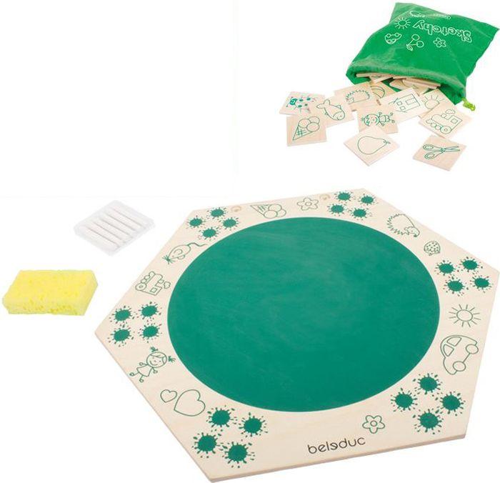 Beleduc Обучающая игра Скетчи beleduc обучающая игра тропикана