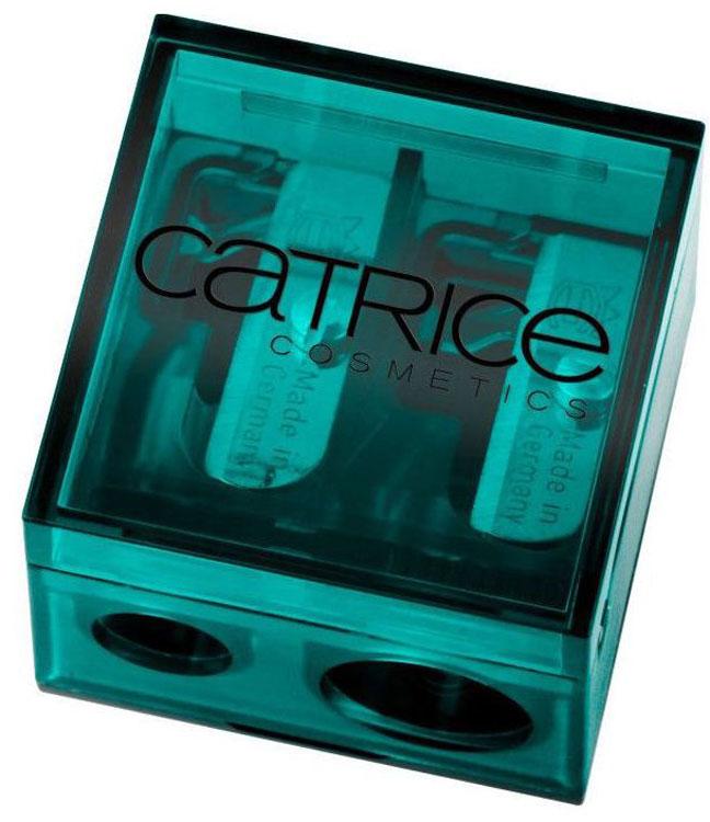 Catrice Точилка для косметического карандаша Sharpener 2 гр, цвет: зеленый44651_зеленыйCatrice Точилка для косметического карандаша Sharpener 2 гр, цвет: зеленый