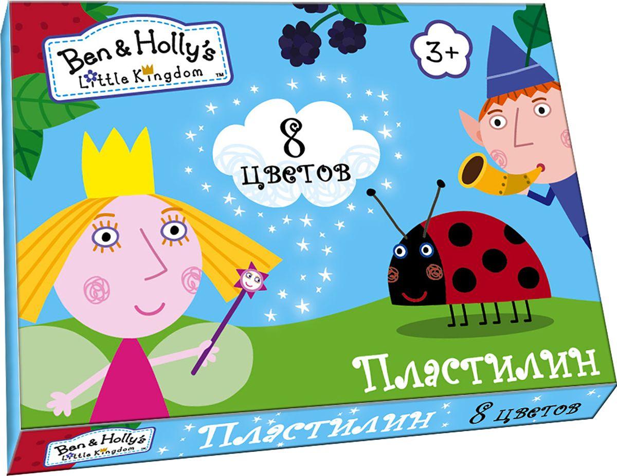 Ben&Holly Пластилин Бен и Холли 8 цветов31683Яркий восковый пластилин Бен и Холли поможет вашему малышу создавать не только прекрасные поделки, но и рисунки. Изготовленный на основе природного воска и натуральных наполнителей, он обладает особой мягкостью и пластичностью: легко разминается и моделируется детскими пальчиками, не пачкается, не прилипает к рукам и рабочей поверхности, не крошится, не высыхает, хорошо держит форму, его цвета легко смешиваются друг с другом. Создавайте новые цвета и оттенки, лепите, рисуйте и экспериментируйте, развивая при этом у ребенка мелкую моторику, тактильное восприятие формы, веса и фактуры, воображение и пространственное мышление. А любимые герои будут вдохновлять юного мастера на новые творческие идеи. В наборе Бен и Холли 8 ярких цветов воскового пластилина по 15 г и пластиковая стека. Состав: парафин, петролатум, мел, каолин, красители. Товар сертифицирован и безопасен при использовании по назначению. Срок годности не ограничен.