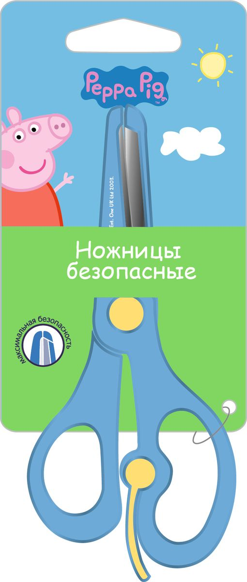Peppa Pig Ножницы безопасные Свинка Пеппа -  Канцелярские ножи и ножницы
