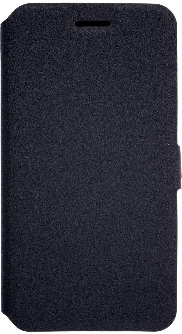 Prime Book чехол для LG K10 (2017), Black2000000135113Чехол Prime Book для LG K10 (2017) выполнен из высококачественного поликарбоната и экокожи. Он обеспечивает надежную защиту корпуса и экрана смартфона и надолго сохраняет его привлекательный внешний вид. Чехол также обеспечивает свободный доступ ко всем разъемам и клавишам устройства.