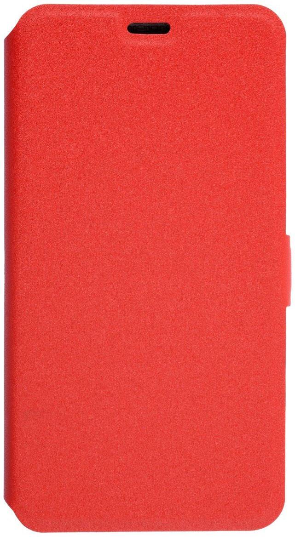 Prime Book чехол для Meizu M5S, Red2000000135069Чехол Prime Book для Meizu M5S выполнен из высококачественного поликарбоната и экокожи. Он обеспечивает надежную защиту корпуса и экрана смартфона и надолго сохраняет его привлекательный внешний вид. Чехол также обеспечивает свободный доступ ко всем разъемам и клавишам устройства.