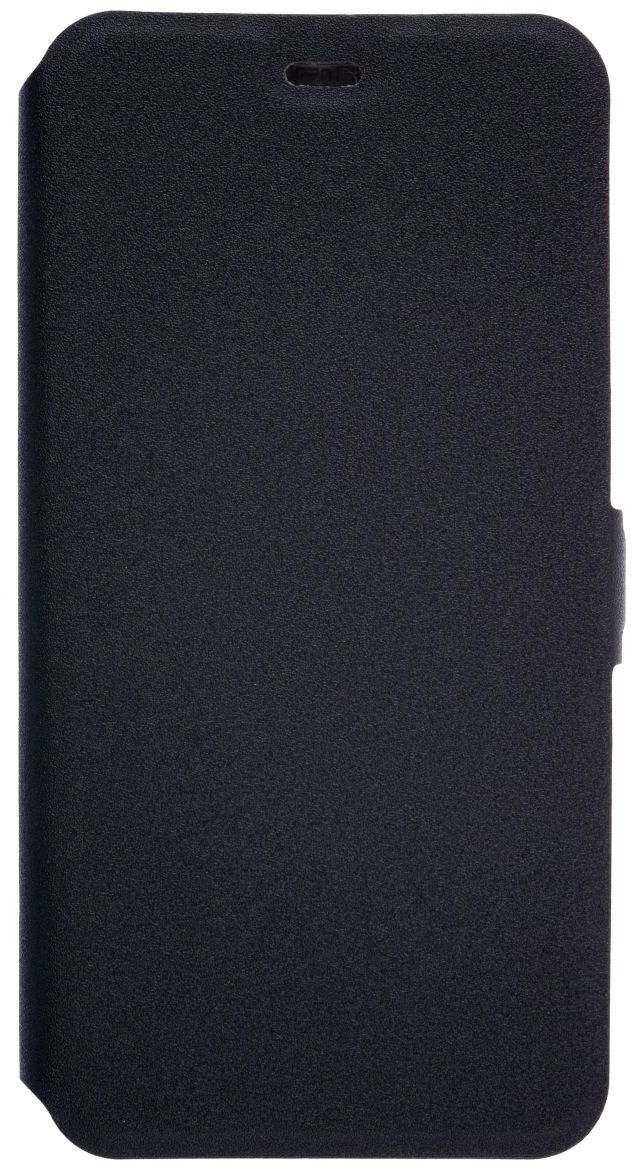 Prime Book чехол для Xiaomi Mi 5C, Black2000000135045Чехол Prime Book для Xiaomi Mi 5C выполнен из высококачественного поликарбоната и экокожи. Он обеспечивает надежную защиту корпуса и экрана смартфона и надолго сохраняет его привлекательный внешний вид. Чехол также обеспечивает свободный доступ ко всем разъемам и клавишам устройства.