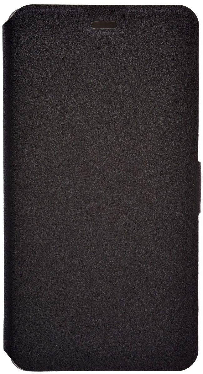 Prime Book чехол для Xiaomi RedMi 4, Black2000000123684Чехол Prime Book для Xiaomi RedMi 4 выполнен из высококачественного поликарбоната и экокожи. Он обеспечивает надежную защиту корпуса и экрана смартфона и надолго сохраняет его привлекательный внешний вид. Чехол также обеспечивает свободный доступ ко всем разъемам и клавишам устройства.