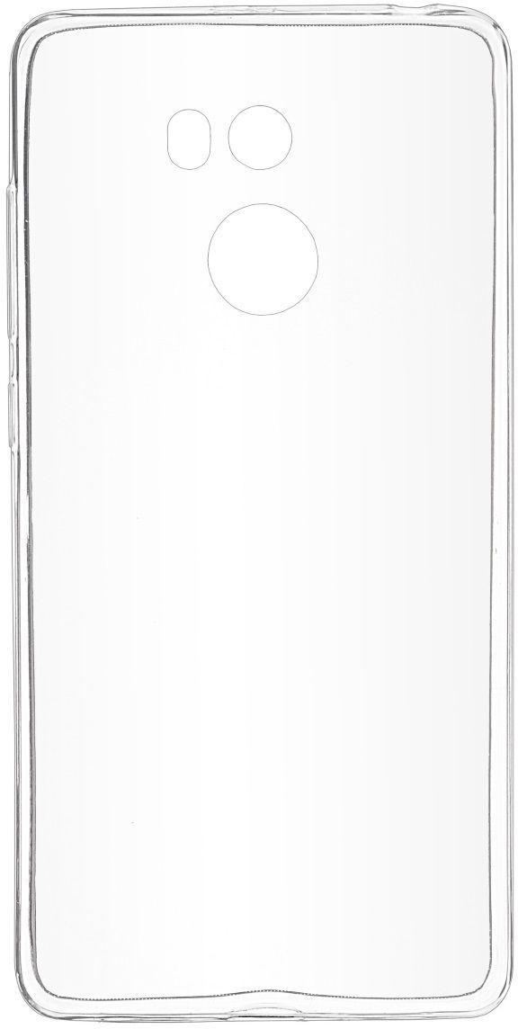 Skinbox Slim Silicone чехол для Xiaomi Redmi 4 Pro, Transparent чехол универсальный skinbox silicone slide 4