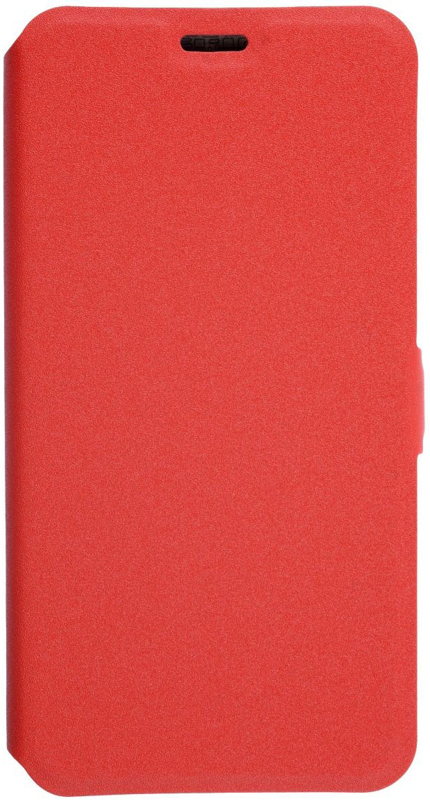 Prime Book чехол для Meizu M5, Red2000000132273Чехол Prime Book для Meizu M5 выполнен из высококачественного поликарбоната и экокожи. Он обеспечивает надежную защиту корпуса и экрана смартфона и надолго сохраняет его привлекательный внешний вид. Чехол также обеспечивает свободный доступ ко всем разъемам и клавишам устройства.