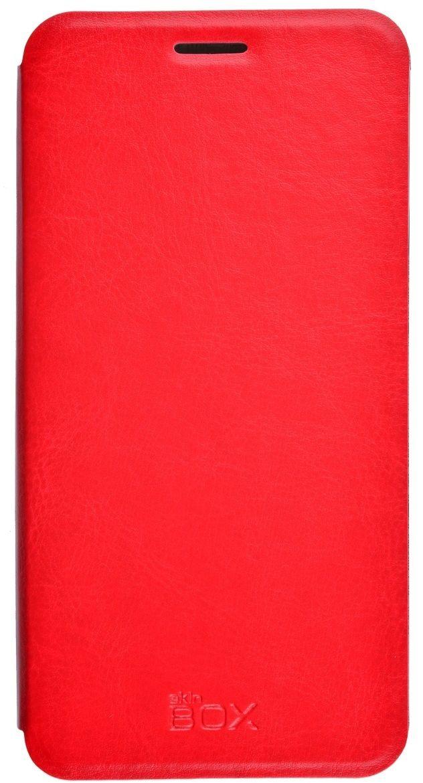 Skinbox Lux чехол для Samsung Galaxy On7 (SM-G600F), Red накладка защитная skinbox samsung galaxy on7 sm g600f