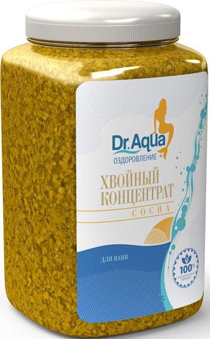 Dr. Aqua Хвойный концентрат Сосна, 750 г сыворотки dr kozhevatkin dr kozhevatkin обогащённый коктейль для ухода за кожей лица лифтинг 2 мл 7 ампулы