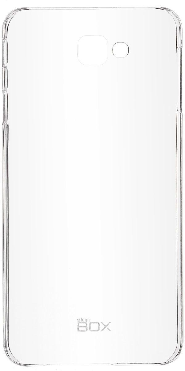 Skinbox Crystal 4People чехол для Samsung Galaxy On7 (SM-G600F), Transparent