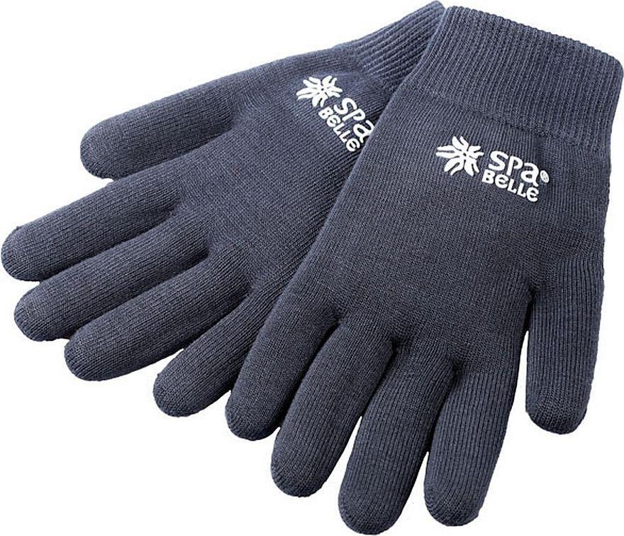 SPA BelleКомплект увлажняющие гелевые мужские перчатки и носки с мятой SPA Belle