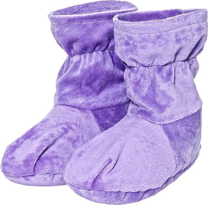 SPA Belle Теплые объятия Ароматические травяные носки-грелки, цвет: фиолетовый - Мягкие игрушки
