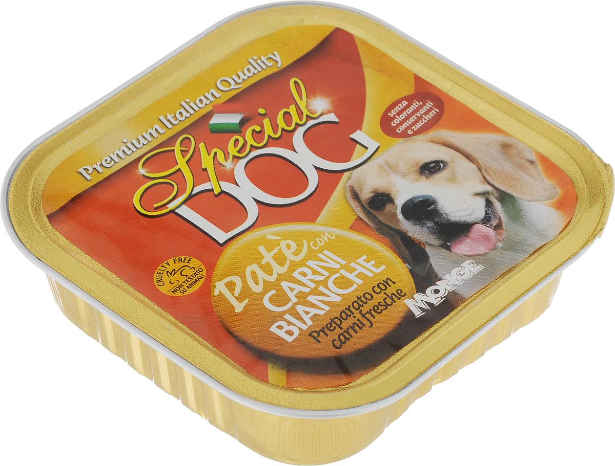 Консервы для собак Monge Special Dog, паштет с мясом домашней птицы, 150 г monge корм для собак monge monoproteico solo паштет оленина конс 150г