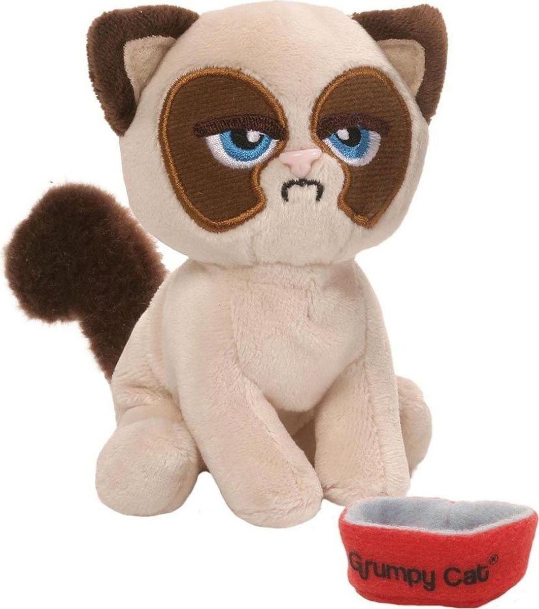 Gund Мягкая игрушка Box O Grump Grumpy Cat Everyday 11,5 см gund мягкая игрушка grumpy cat 23 см