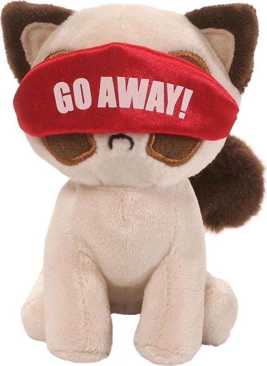 Gund Мягкая игрушка Box O Grump Grumpy Cat Night Night 11,5 см gund мягкая игрушка grumpy cat 23 см
