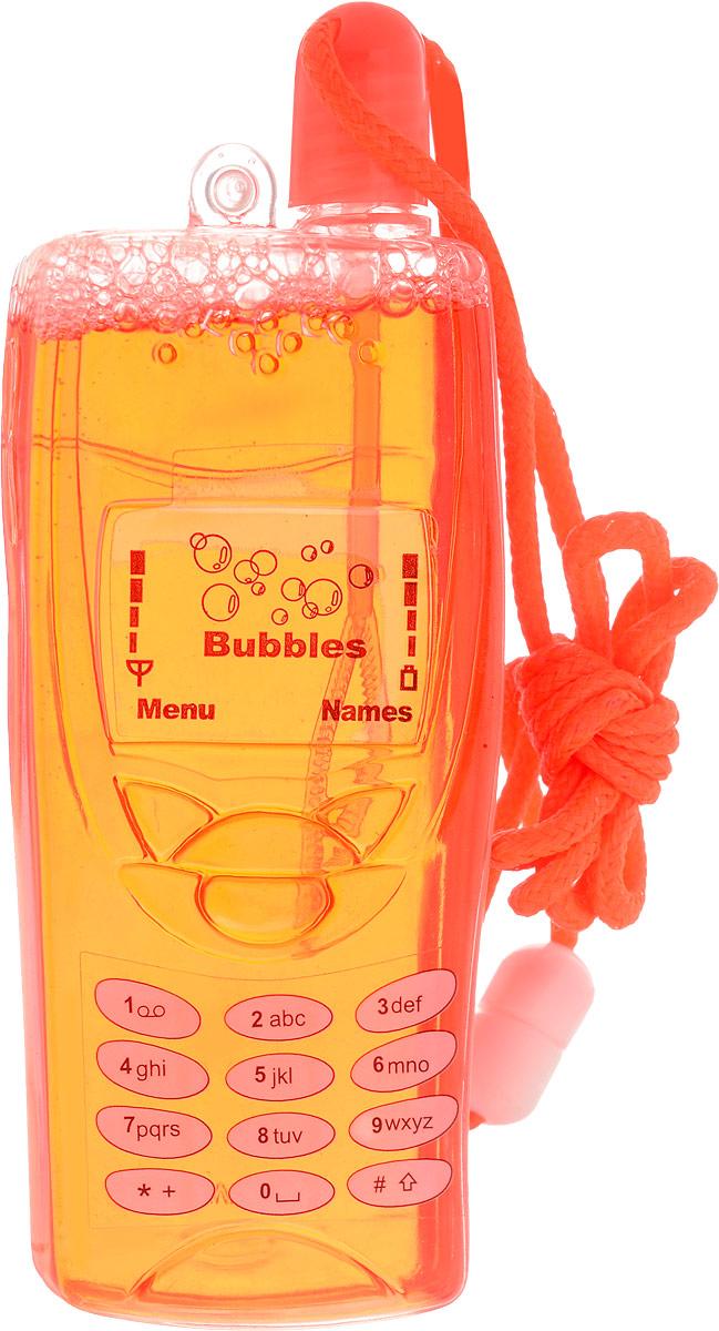 Uncle Bubble Мыльные пузыри Мобильный телефон цвет красный игрушка sport elite мыльные пузыри ассорти 50ml a001 28262897