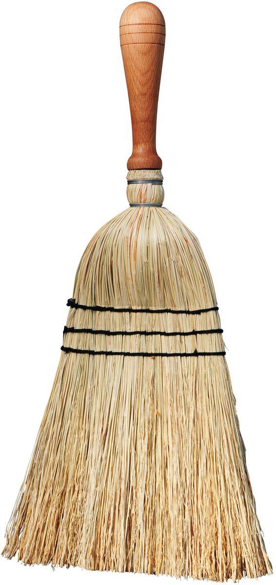 Веник Redecker, с деревянной ручкой184542Практичный и удобный веник для уборки мусора. Отлично подходит для ежедневного пользования, обладает хорошей эргономикой и широкой рабочей частью. Изготовлен из натурального рисового волокна и оснащен деревянной рукояткой. Размер – 43 см.
