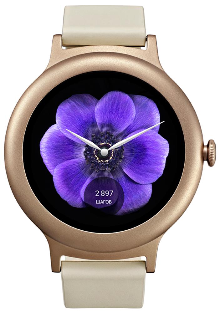 LG W270, Gold смарт-часы