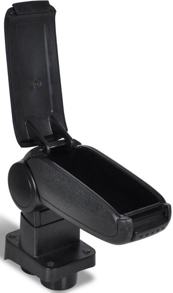 Подлокотник Rival, для Volkswagen Polo Sedan 2009-55804002Подлокотник Rival изготовлен из прочного пластика и снабжен мягкой вставкой из искусственной кожи.- Практичный подлокотник оснащен просторным отсеком. - Откидывающаяся крышка мягкая и прочная, она послужит удобной опорой для руки при вождении автомобиля. - Подлокотник легко и быстро крепится между передними сиденьями автомобиля при помощи алюминиевого кронштейна. - Подлокотник отлично вписывается в общую концепцию автомобиля, обеспечивая эргономичное использование пространства. - Легко очищается мягкой тканью. - Установка подлокотника не требует специальных навыков или инструментов и займет не более 10 минут. - Установка подлокотника не снижает уровень безопасности автомобиля, не мешает креплению ремней безопасности, а также обеспечивает свободный доступ к рычагу стояночного тормоза в поднятом состоянии.В комплекте крепеж и инструкция по установке.