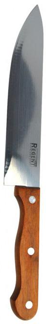 Нож-шеф разделочный Eco, длина лезвия 20 см93-WH2-1Нож-шеф разделочный Linea Eco изготовлен из высококачественной нержавеющей стали. Оригинальная и практичная рукоятка выполнена из дерева. Рукоятка не скользит в руках и делает резку удобной и безопасной. Этот нож идеально шинкует, нарезает и измельчает продукты и займет достойное место среди аксессуаров на вашей кухне. Не рекомендуется мыть в посудомоечной машине, после мытья нож необходимо вытереть насухо мягкой тканью.Разделочный нож Linea Eco это:острое лезвие ножа с ровной поверхностью и выверенным углом заточки,специальная закалка металла для повышения прочности,минимальные усилия при резке,нож не впитывает запахи и не оставляет запаха на продуктах,экологически чистые материалы изготовления,легкость и простота в эксплуатации и уходе. Характеристики: Материал: нержавеющая сталь, дерево. Длина ножа: 32 см. Длина лезвия: 20 см. Размер упаковки: 36 см х 7 см х 2 см. Производитель:Италия. Артикул: 93-WH2-1.
