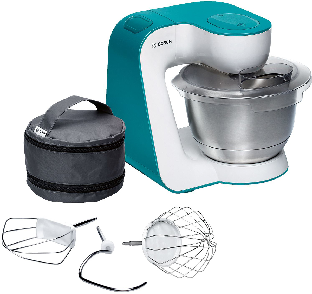 Bosch MUM54D00 кухонный комбайн - Комбайны и мясорубки