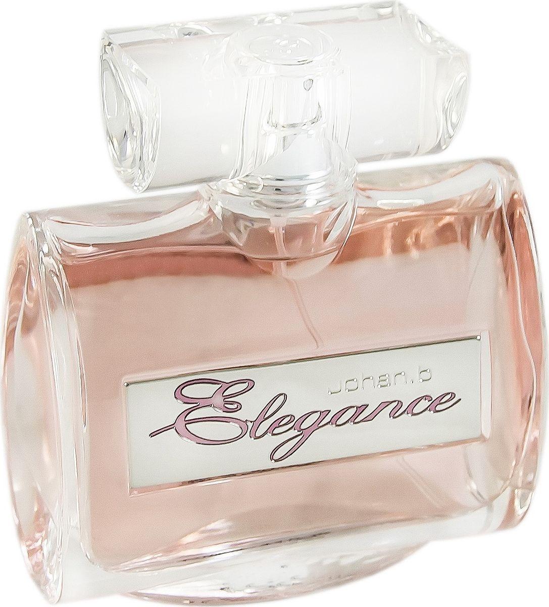 Geparlys Парфюмерная вода Elegance women Линии Johan.B, 100 мл geparlys beautiful lady
