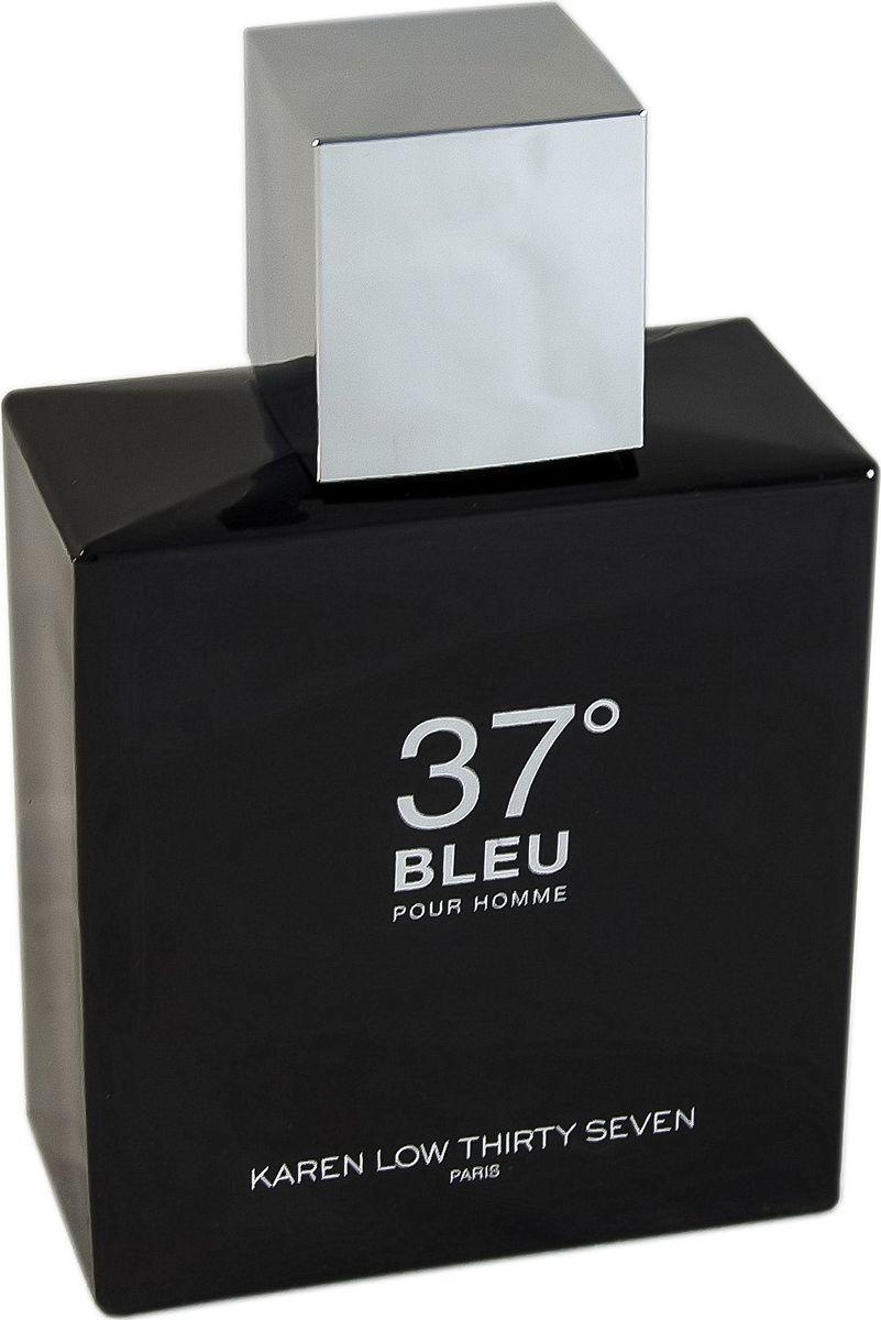 Geparlys Туалетная вода 37 Bleu men Линии Karen Low, 100 мл