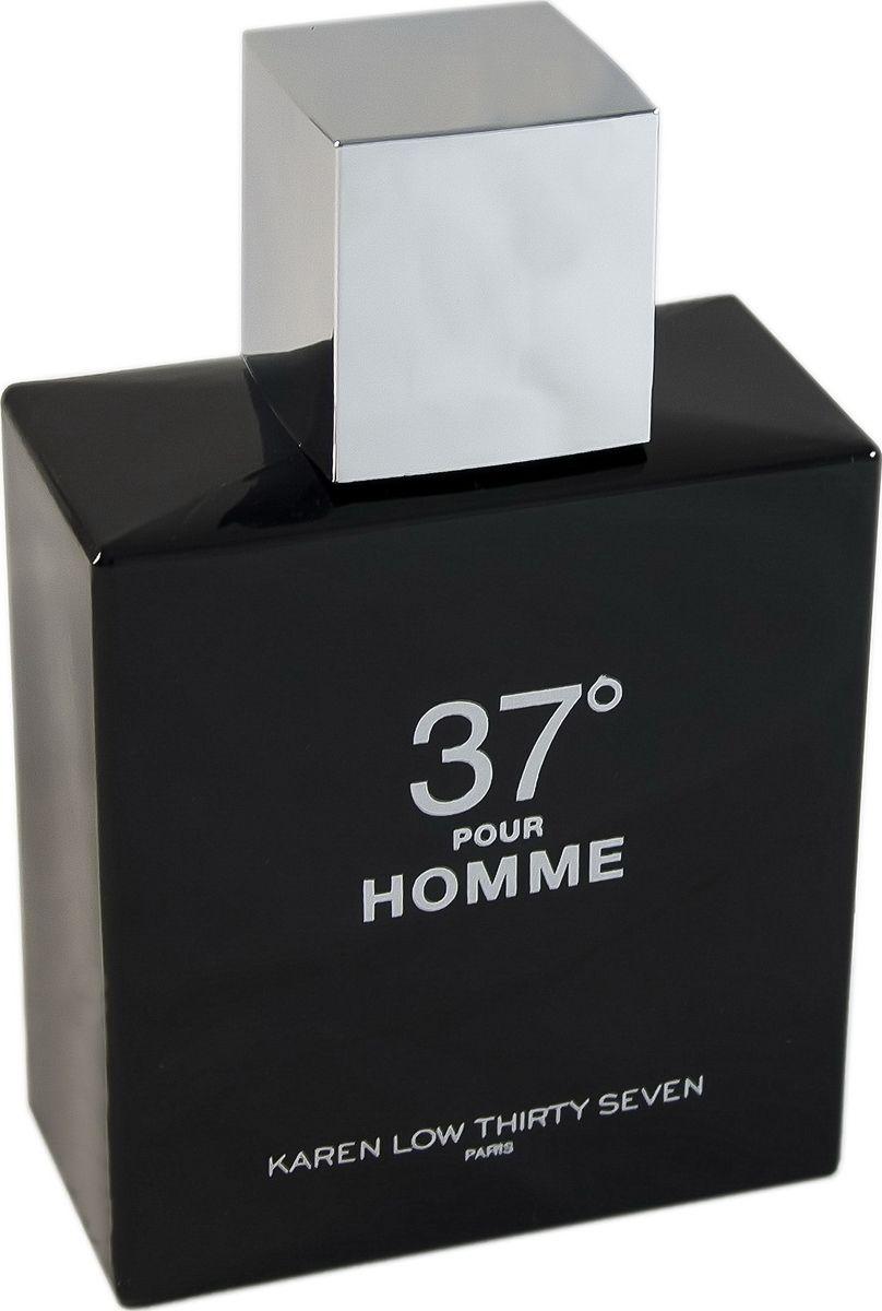 Geparlys Туалетная вода 37*Pour Homme men Линии Karen Low, 100 мл3700134405647Строгий флакон как и сам аромат придает мужчине целеустремленность, успешность во всех своих начинаниях. Делая мужчин привлекательными для всех женщин. Основная парфюмерная композиция: огурец, цибетин, мирт, ветивер.