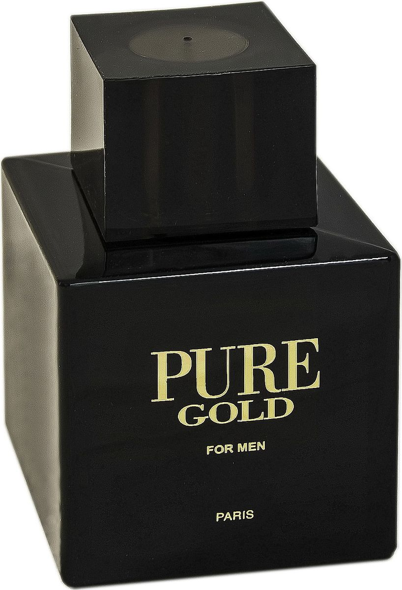 Geparlys Туалетная вода Pure Gold men Линии Karen Low, 100 мл