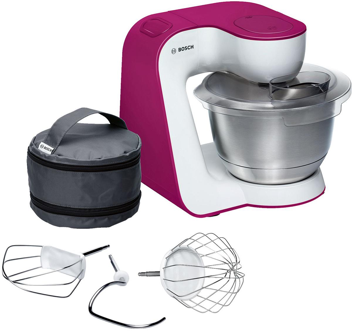 Bosch MUM54P00 кухонный комбайн - Комбайны и мясорубки