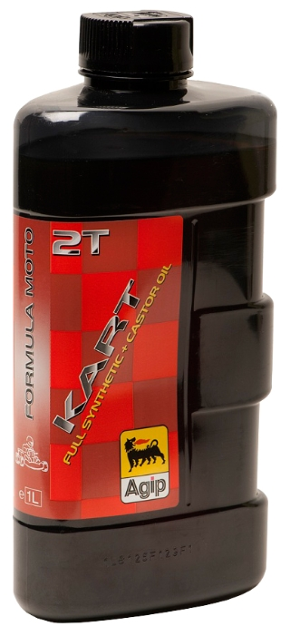Моторное масло Eni Kart 2T 1лEniKart2T1Eni KART 2T полностью синтетическое моторное масло для мощных двухтактных двигателей картов с водяным или воздушным охлаждением. Масло приготовлено с использованием отборного синтетического базового масла, касторового масла и тщательно подобранного пакета присадок. Пригодно для смешивания с бензином с содержанием свинца и без него. Специальная формула Eni KART 2T обеспечивает надежную защиту двигателя от заклинивания даже при реверсивном движении на высоких оборотах. Использование синтетической основы обеспечивает чистоту двигателя и защиту от износа, что необходимо при высоких термальных и механических нагрузках, типичных при различных соревнованиях. Объем 1 литр.ХарактеристикиСпецификации и одобрения Low Smoke