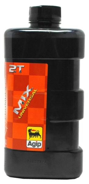 Моторное масло Eni MIX 2T 1лкн12-60авцAgip MIX 2T современное моторное масло, предназначенное как для предварительного смешивания с бензином, так и для раздельной системы смазки. Agip MIX 2T разработано на основе первоклассных базовых масел для смазки двухтактных двигателей с воздушным или водяным охлаждением. Оно предназначено для смешивания как с этилированным, так и с неэтилированным бензинами.