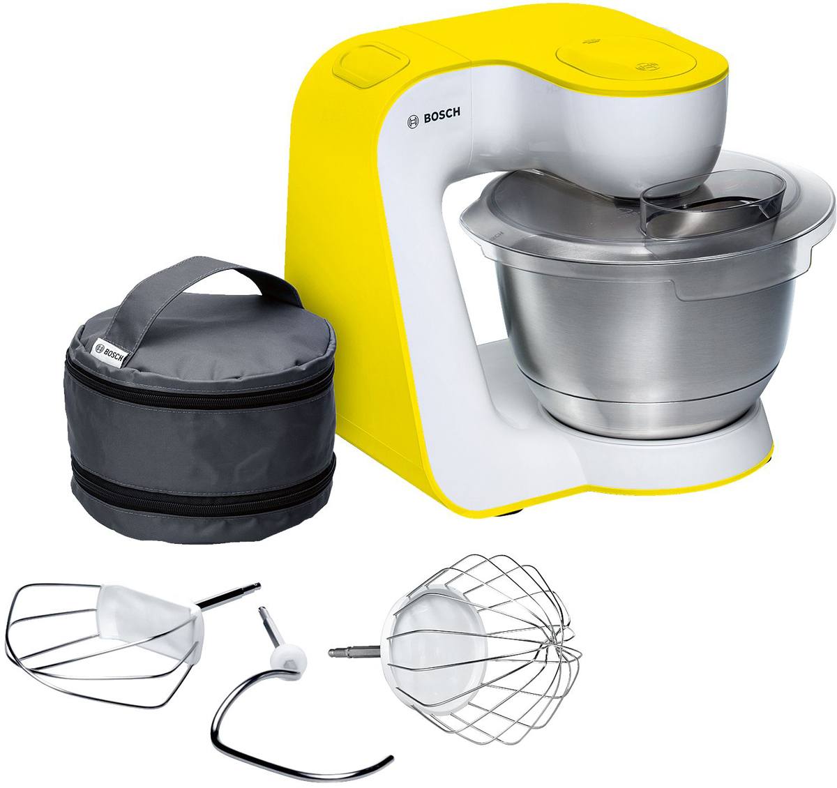 Bosch MUM54Y00 кухонный комбайн - Комбайны и мясорубки