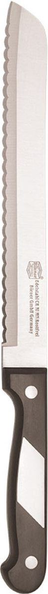 Нож Borner Ideal, хлебный, длина лезвия 20 см ideal shoes id007awwei71