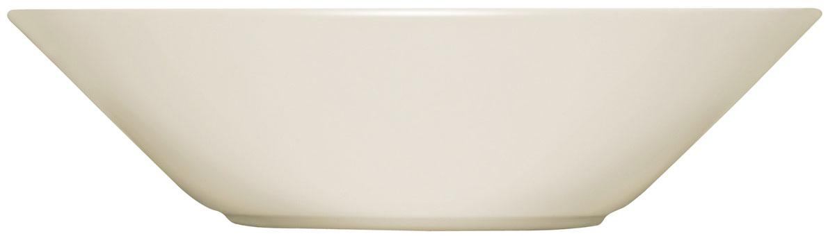 Тарелка глубокая Iittala Teema, цвет: белый, диаметр 21 см1005921Глубокая тарелка Iittala Teema выполнена из качественного жароустойчивого прочного фарфора с долговечным стекловидным эмалевым покрытием. Можно мыть в посудомоечной машине.Диаметр: 21 см.