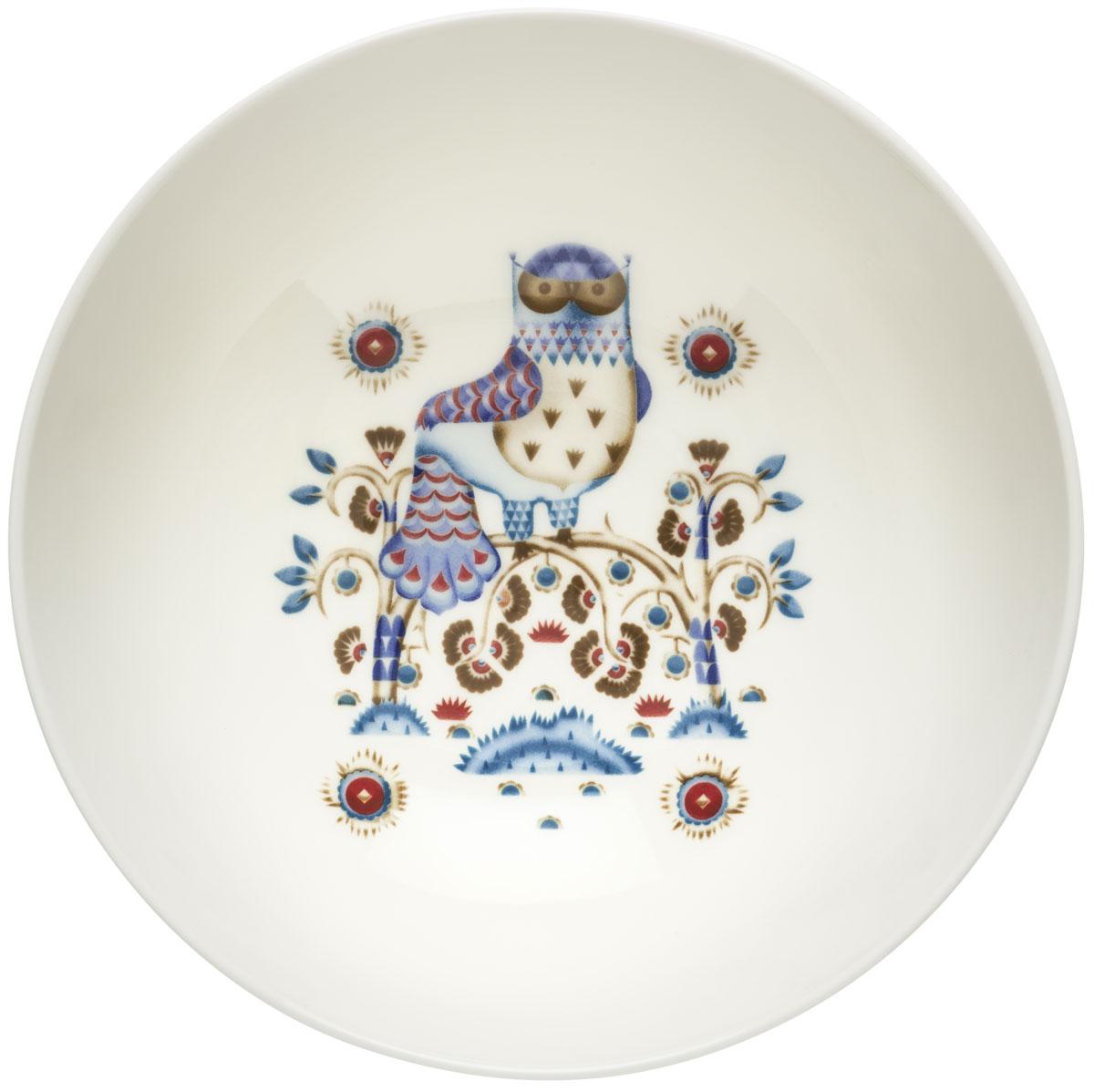 Чаша Iittala Taika, 1,45 л1011657Чаша Iittala Taika выполнена из качественного жароустойчивого прочного фарфора. Чаша имеетстильный дизайн, поэтому сможет украсить любую кухню.