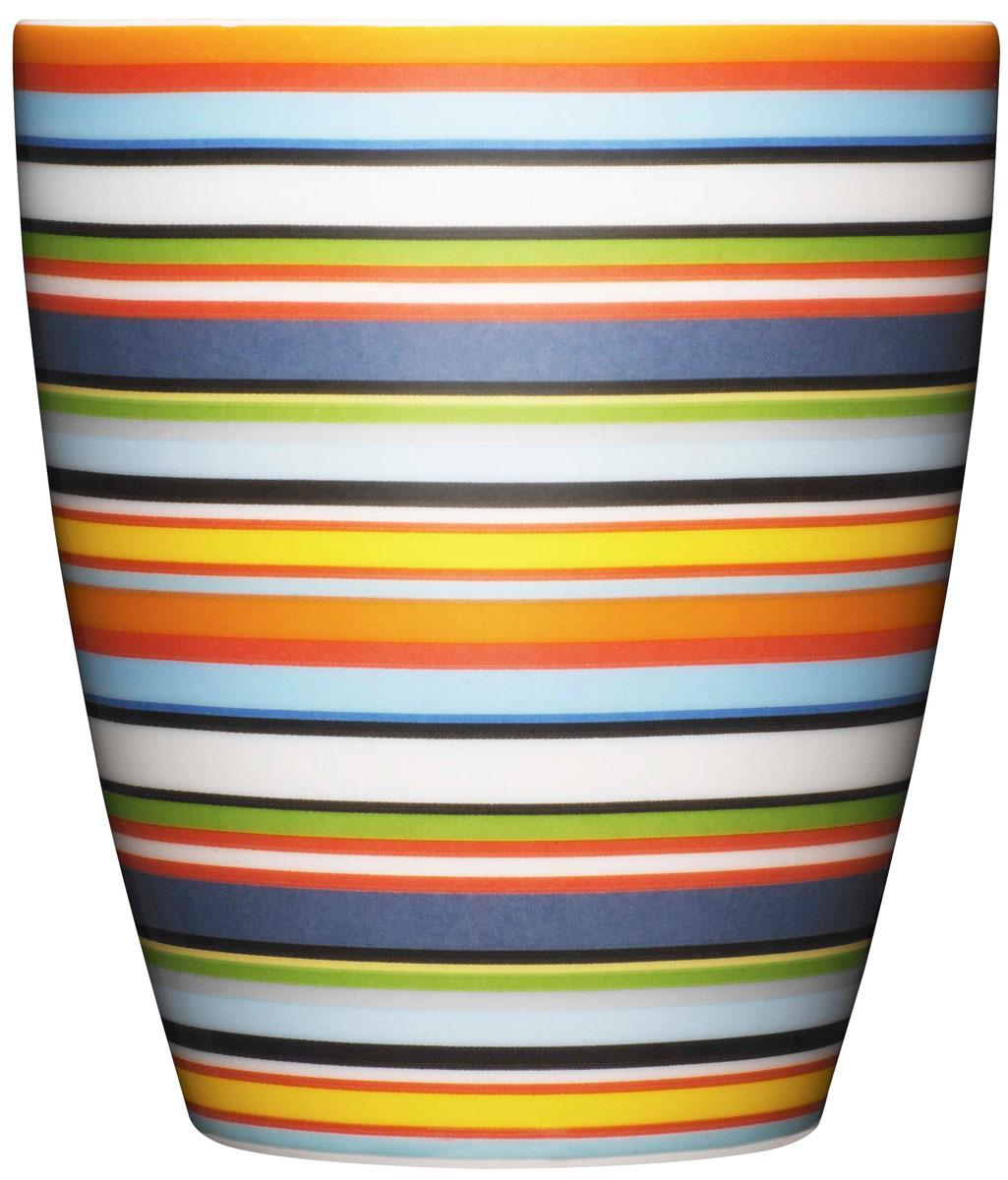 Кружка Iittala Origo, 250 мл1011822Чашка Iittala Origo выполнена из качественного жароустойчивого прочного фарфора. Чашка имеет яркий дизайн, поэтому будет стильно выглядеть на любой кухне. Можно мыть в посудомоечной машине.Объем:: 250 мл.